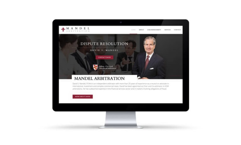 Law Firm Website Design Miami South Florida Mockups