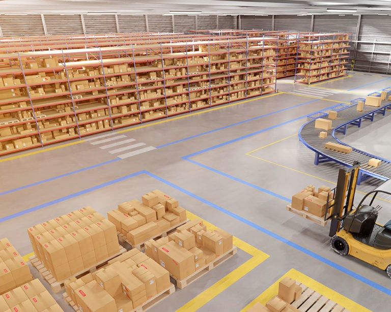 Warehouse - eCommerce running an e-store tips and help
