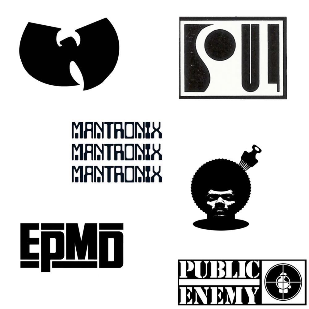 hip hop logos